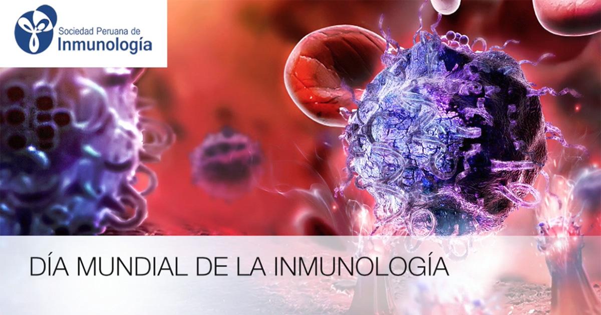 Saludos por el Día mundial de la Inmunología (VIDEO)