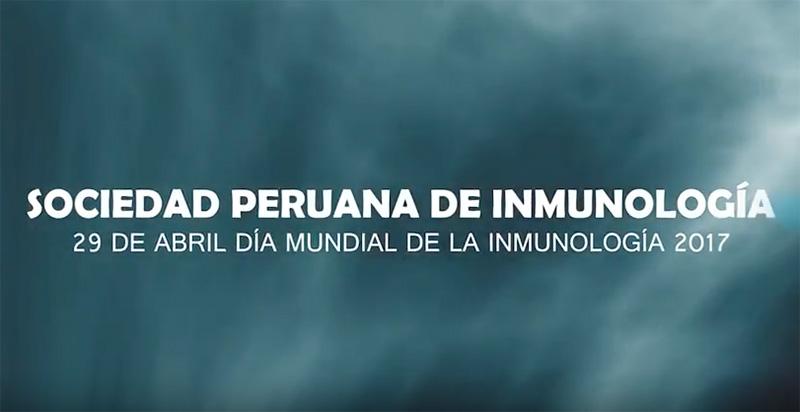 Mensaje de la Junta Directiva de la SPI por Día de la Inmunología (VIDEO)